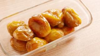 イチジクの甘露煮簡単レシピ